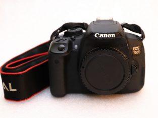 Canon EOS 700 D váz