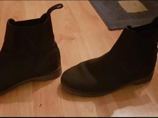 Bőr Lovagló cipő (37-es)
