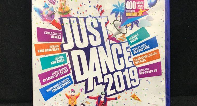 Just Dance 2019 (PS4/ BONTATLAN)