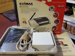 Edimax WiFi-s router