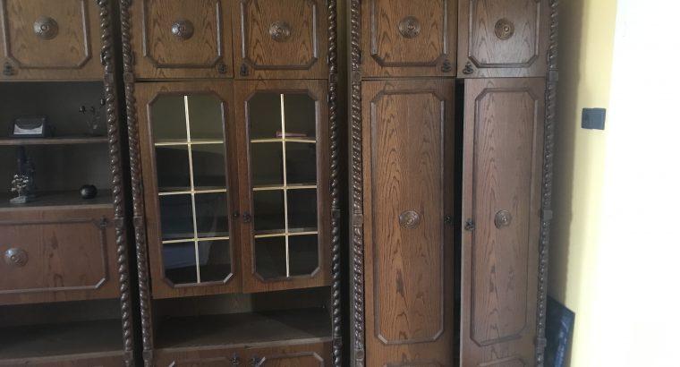 Eladó szekrénysorok költözés miatt sűrgősen!!