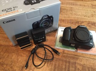 Canon C300 Camcorder/Canon EOS 5D Mark III 22.3MP Digital SLR Camera