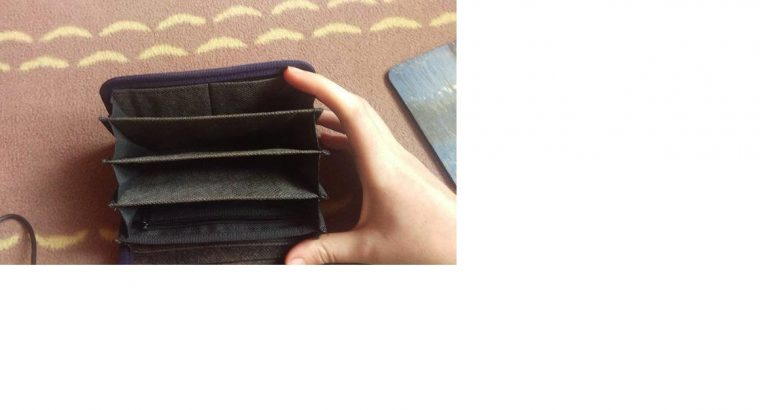 Többrészes pénztárca