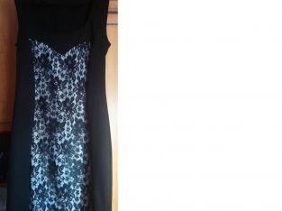 Csipkebetétes ruha