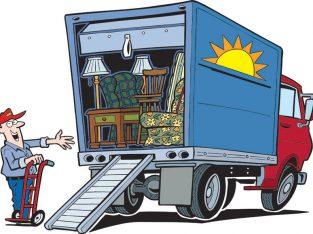 Költöztetés-Fuvarozás
