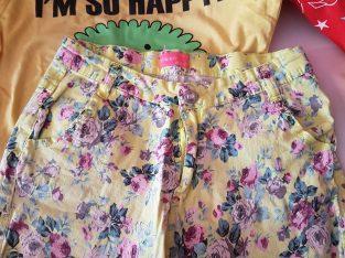 Lány nyári ruhacsomag