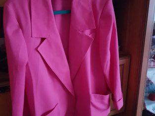 Női pink blézer