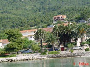 Dél-Dalmáciai tengerparti ingatlan