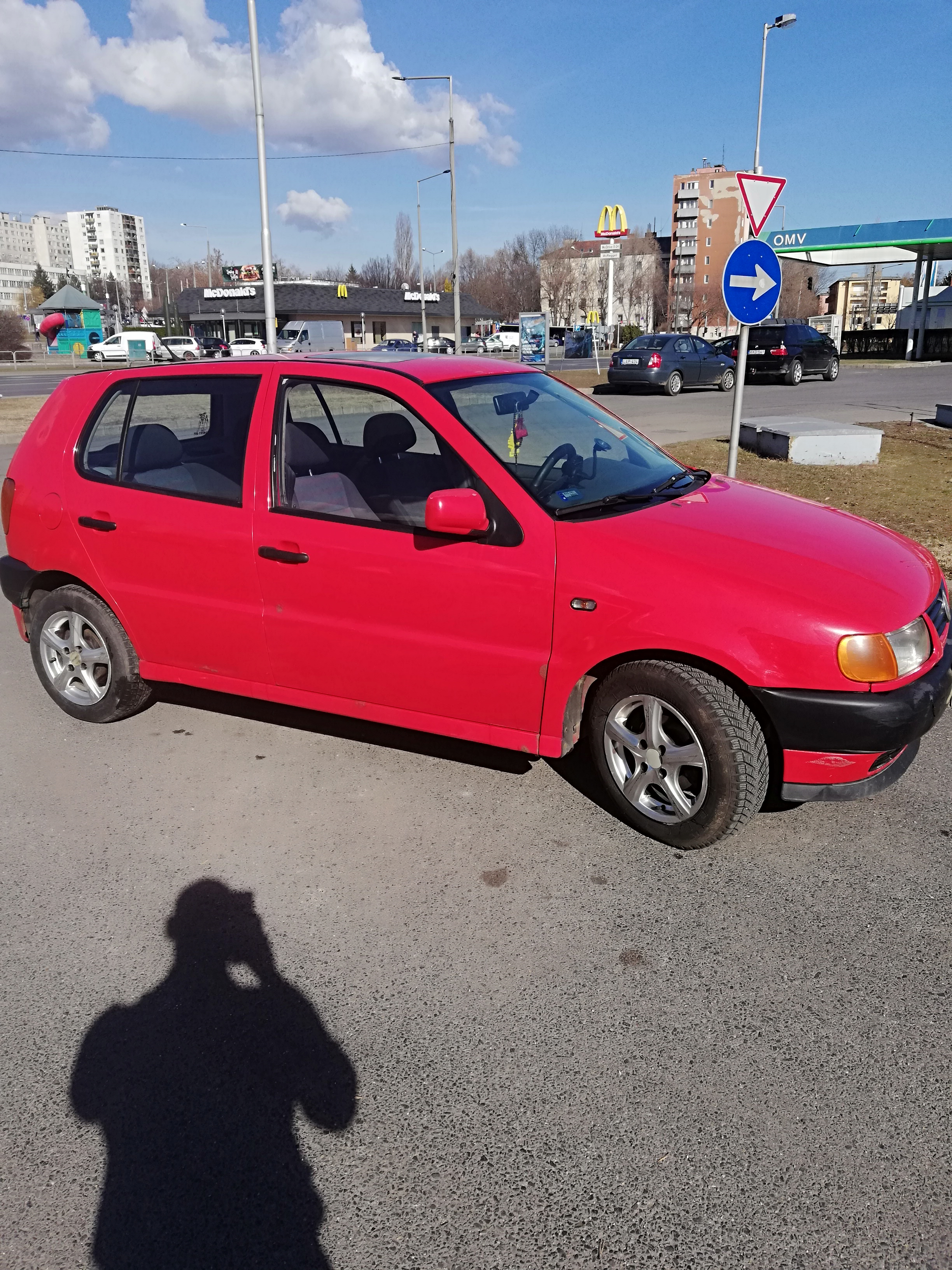 cade33bbb1 Eladó VW Polo 6n2.999cm3. - MADVESZ - Hirdess vagy keress ingyenesen
