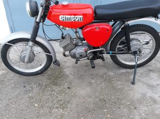 Simson s51B