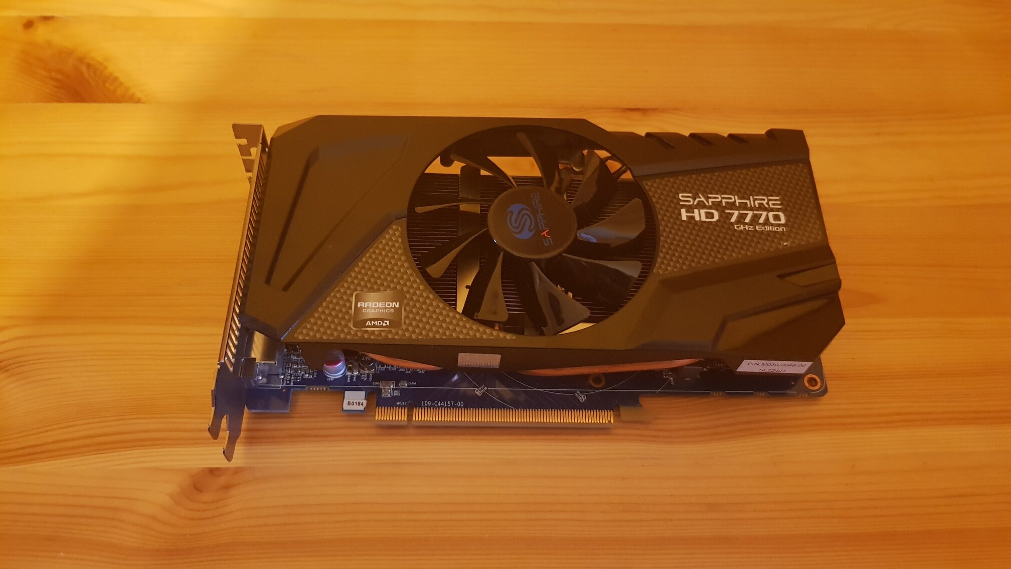Sapphire AMD Radeon HD7770