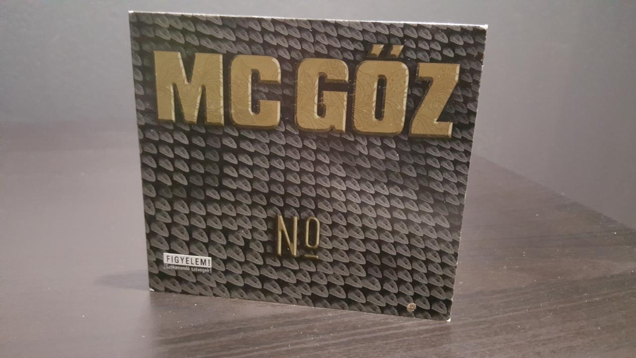 ELADÓ: Mc Gőz – Number CD