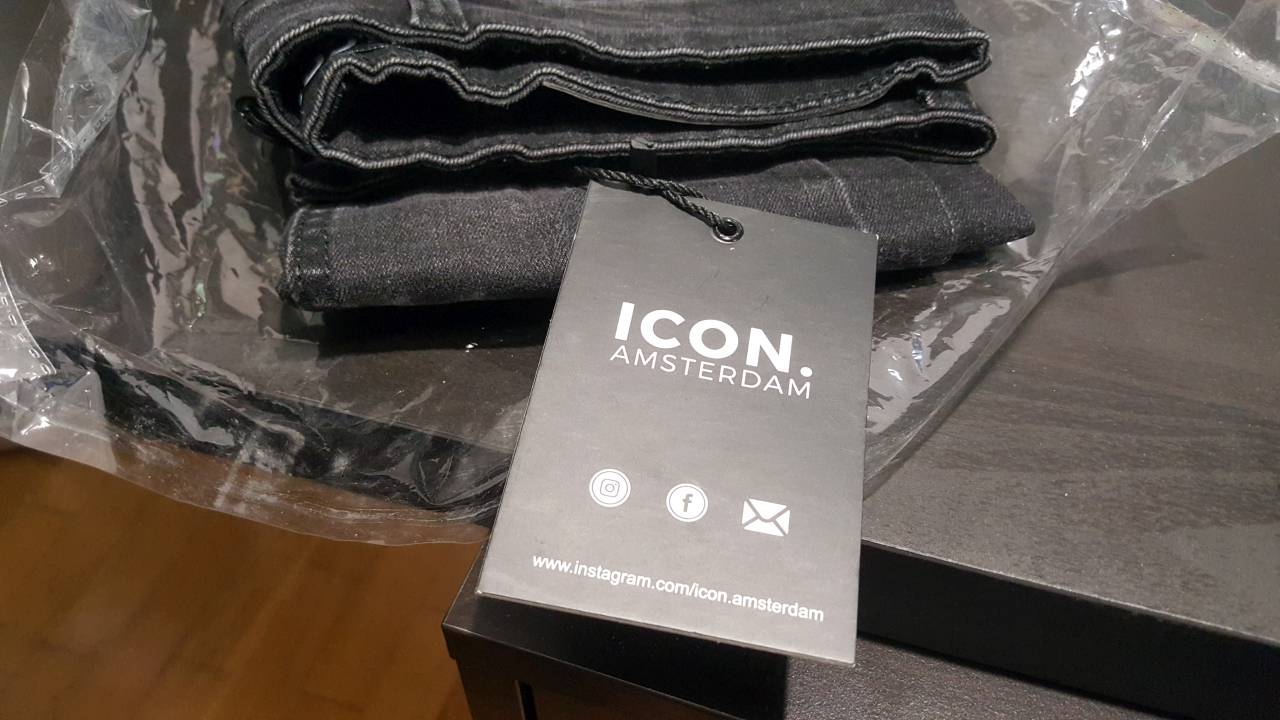 ELADÓ: Icon Amsterdam – The Huncho Jeans
