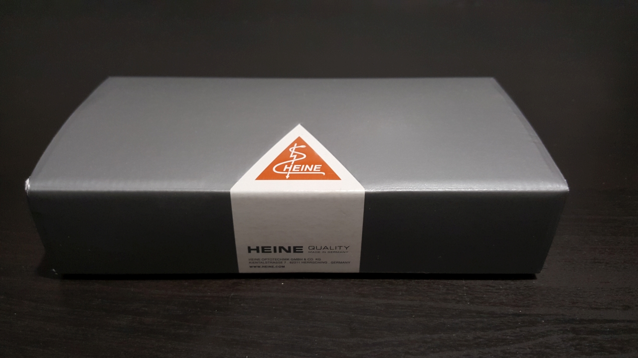 ELADÓ: Heine Mini 3000 otoszkóp