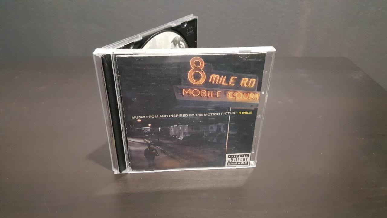 ELADÓ: 8 Mile CD – Various Artists