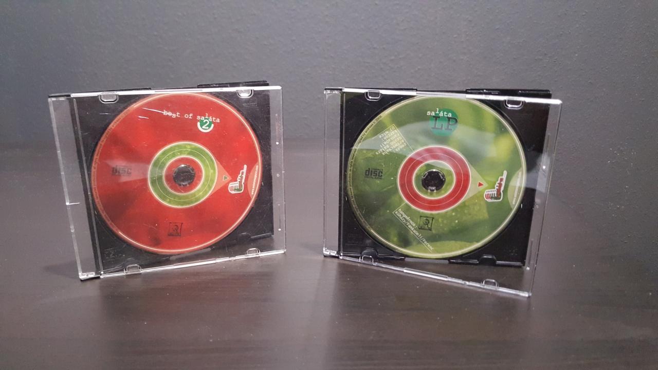 ELADÓ: Best of Saláta és Saláta LP