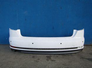 Audi A4 8W Avant S-Line Hátsó lökhárító