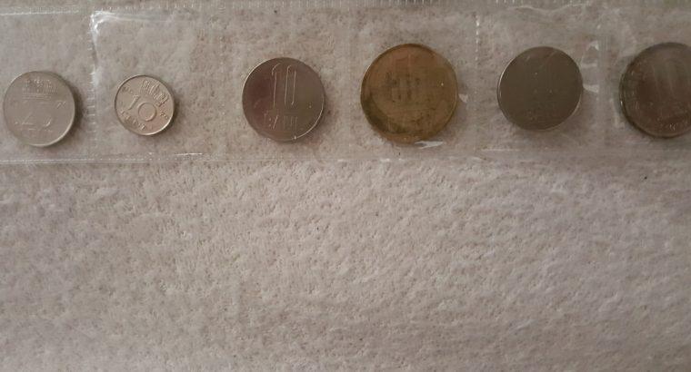 ELADÓ: Régi pénzek, érmék (egyben)