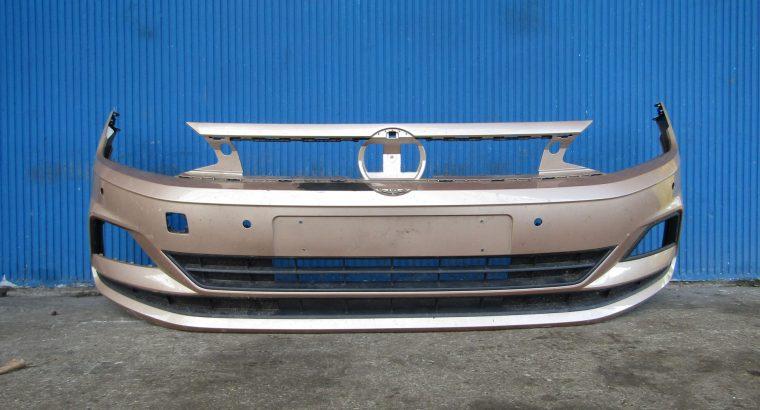 Volkswagen Polo 2G első lökhárító