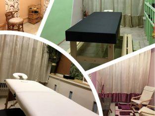Kiadó masszázs szobák és kiadó műszakok masszőrnek, terapeutáknak, csontkovácsoknak Debrecenben
