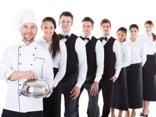 Svájci vendéglátós hotelmunkák!