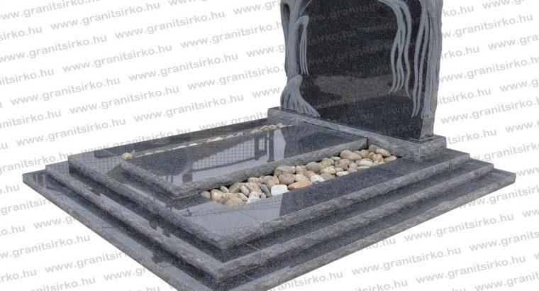 Kecskeméten akciós gránit síremlék